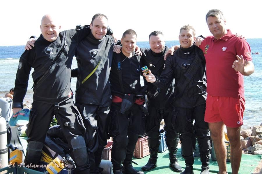 Nitrox Divers szkoła nurkowania