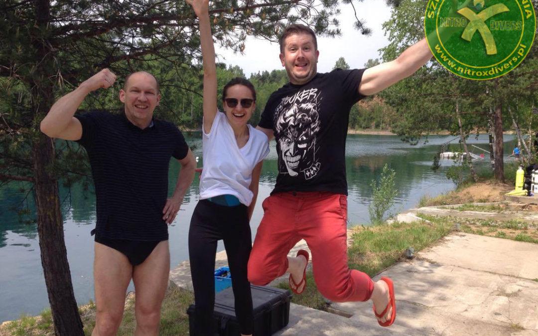 Advance Open Water Diver na Koparkach