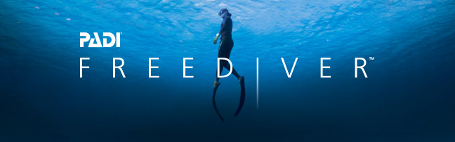 kurs PADI Freediver