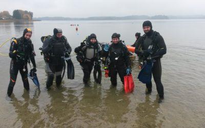Warsztaty jezioro Ińsko – VIP Diver